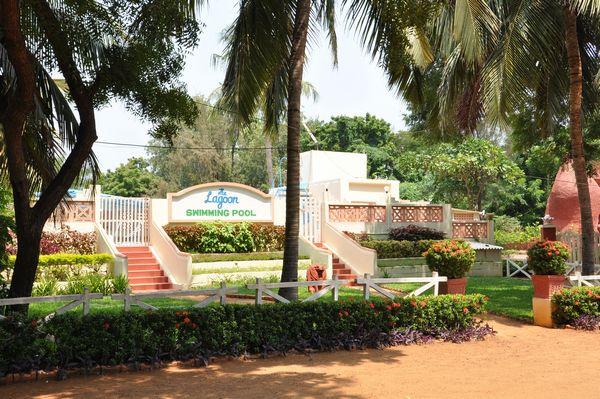 Blue lagoon - Beach resort in chennai with swimming pool ...